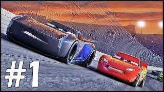 Auta 3: Wysokie Obroty (PS4) #01 | W świecie wyścigów