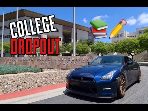 I Dropped out of College