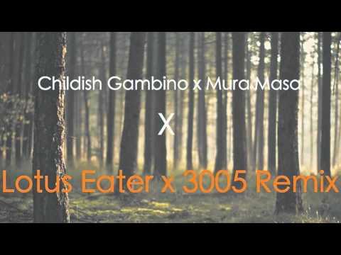 Mura Masa - Lotus Eater (3005 Childish Gambino Remix)