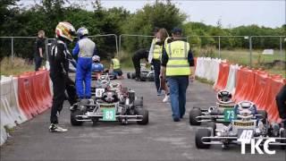TKC - Tullyallen Kart Cub - Round 4 - Athboy Kart Centre, Co. Meath