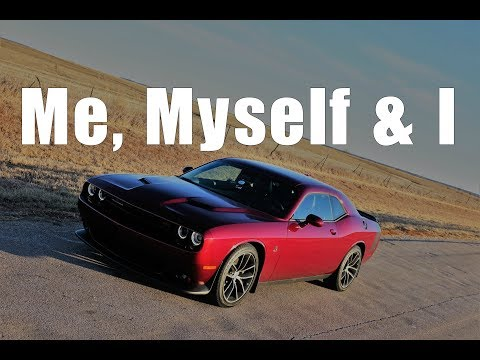 A Lonely Saturday Road Trip In My Challenger R/T Scat Pack
