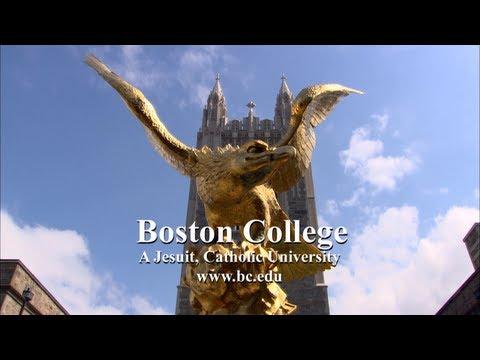 Boston College PSA 2013-2014