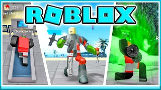 BECOME STEAKS! -ROBLOX