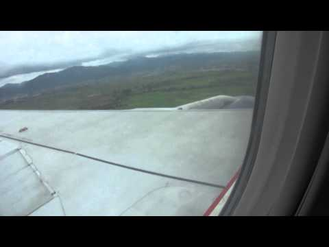 JetBlue Landing in Trinidad & Tobago (JetBlue flight 1817) - JFK-POS