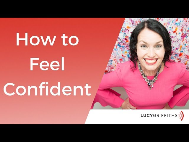 How to Feel Confident and Overcome Feeling Intimidated