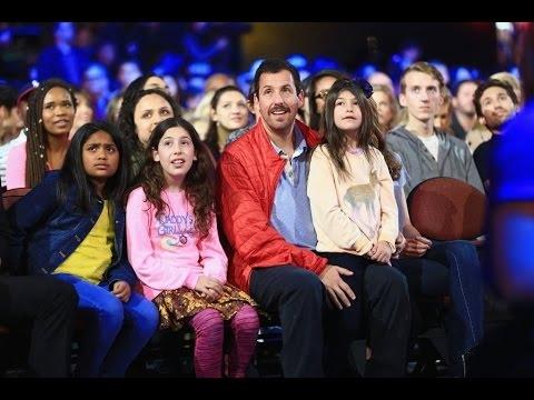 Adam Sandler's Kids  2017  Sadie Sandler & Sunny Sandler