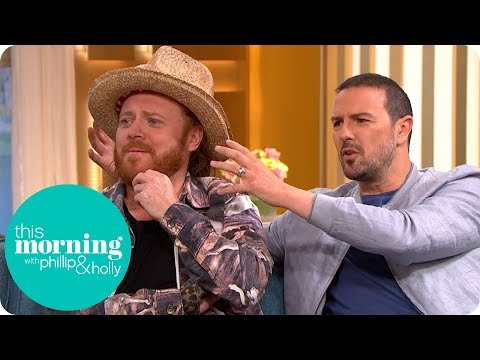 Keith Lemon and Paddy McGuinness Aren't Too Sure About the New Studio | This Morning