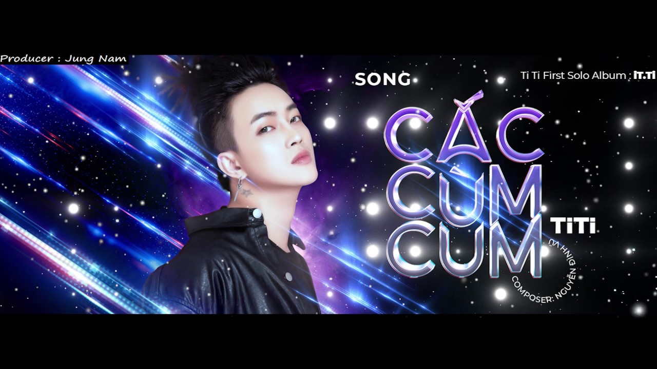 CẮC CÙM CUM ( Audio Lyric) |  TiTi HKT OFFICIAL |
