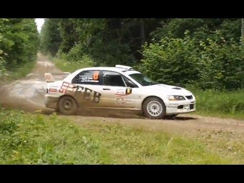 ►THE BEST MOMENTS of Viru Rally 2013 sponsored by Gross Toidukaubad
