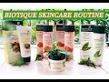 Biotique Skincare Routine|Winter Special Skincare With Biotique Products |Parna's Beauty World