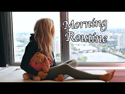 COLLEGE MORNING ROUTINE 2017! BOSTON UNIVERSITY