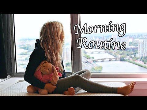 COLLEGE MORNING ROUTINE 2017! BOSTON UNIVERSITY