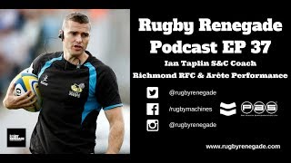 Rugby Renegade Podcast 37: Ian Taplin