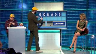 8 Out Of 10 Cats Does Countdown - Gonads