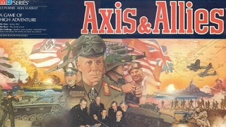 Axis & Allies (1998 PC game) Russia vs Germany