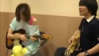 リア・ディゾンleahdizonギターに挑戦「Real G-ZONE」15 http://www.lea...