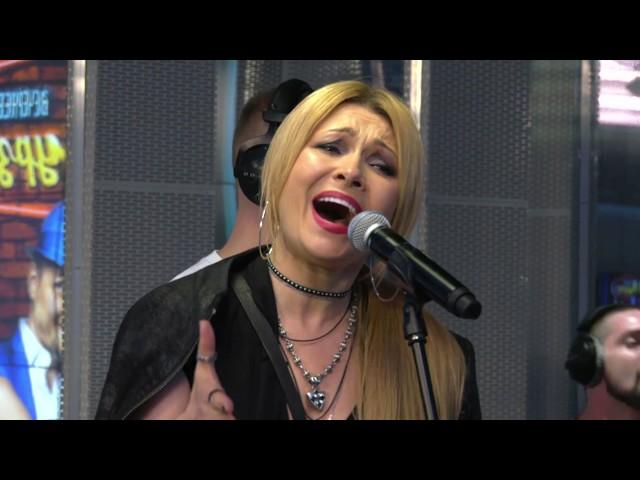 Анжелика Агурбаш - Я Буду Жить Для Тебя (LIVE @ Авторадио)