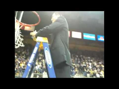 2010 CAL BASKETBALL ClINCHES PAC-10 CHAMPIONSHIP