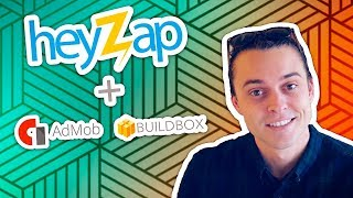 How To Earn Money Making Video Games Using HeyZap Mediation And Admob