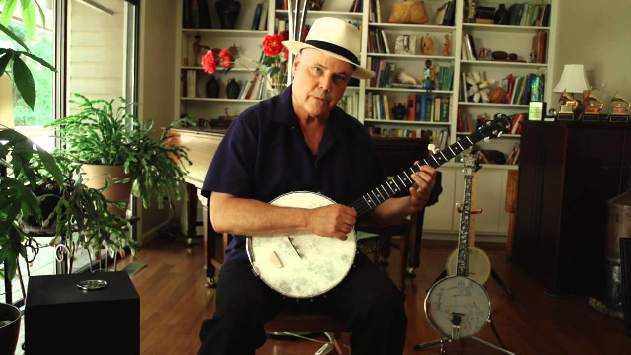 Vega Old Tyme Wonder Banjo with a 12