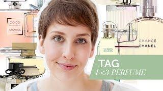 I ♥ Perfume // TAG