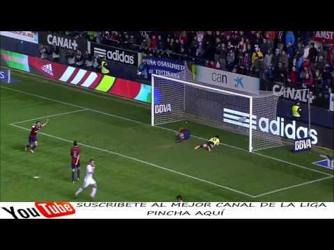 Osasuna vs Real Madrid 0-2 Gol Di Maria - Copa del Rey - AllGoalsLFP