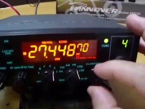 Radio Hannover com problema no clarificador -Está a venda!