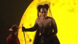 Diana Damrau as Queen of the Night III (extended)