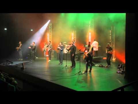 Salle comble pour un Concert magique du groupe CIRNESE au Théatre de BIGUGLIA le 18 Mars 2016