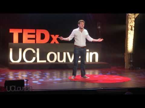 How telecom data can radically change the way development aid works | Gautier Krings | TEDxUCLouvain