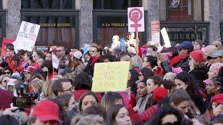 New York City's women strike to show their economicpower
