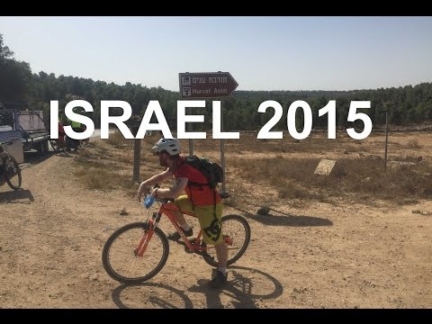 Norwood International Bike Ride - ISRAEL 2015 - HIGHLIGHTS Film