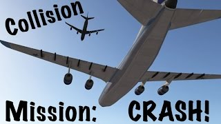 Extreme Landings Pro | Heavy Load | Mission 4: CRASH! | Collision!! screenshot 4