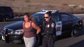 Chula Vista: Police Pursuit 09232017