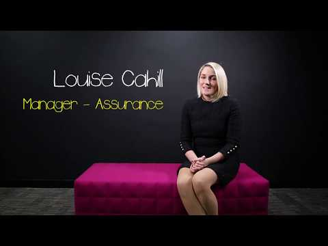 Welcome Home to EY - Louise Cahill, Manager, Assurance
