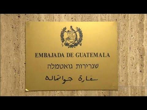 Guatemala to move its embassy to Jerusalem