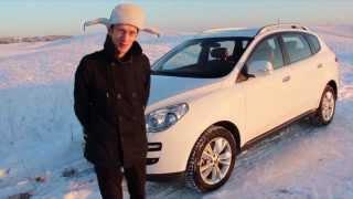 Видео тест-драйв Luxgen 7 SUV 2,2 Turbo АКПП 2013-2014