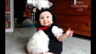 Funny Animal Baby Costumes Halloween new ADORABLE! (Cute Babies)