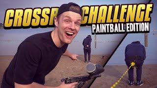 CROSSBAR CHALLENGE PAINTBALL!