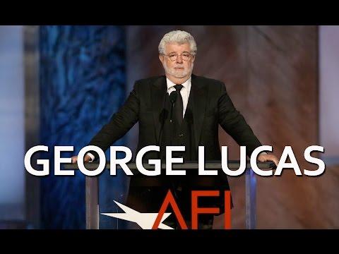 George Lucas toasts John Williams