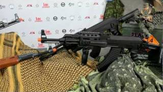 Airsoft Megastore Review! CYMA Metal Gearbox AK47 AEG | CM028 CM028A CM028C CM028U