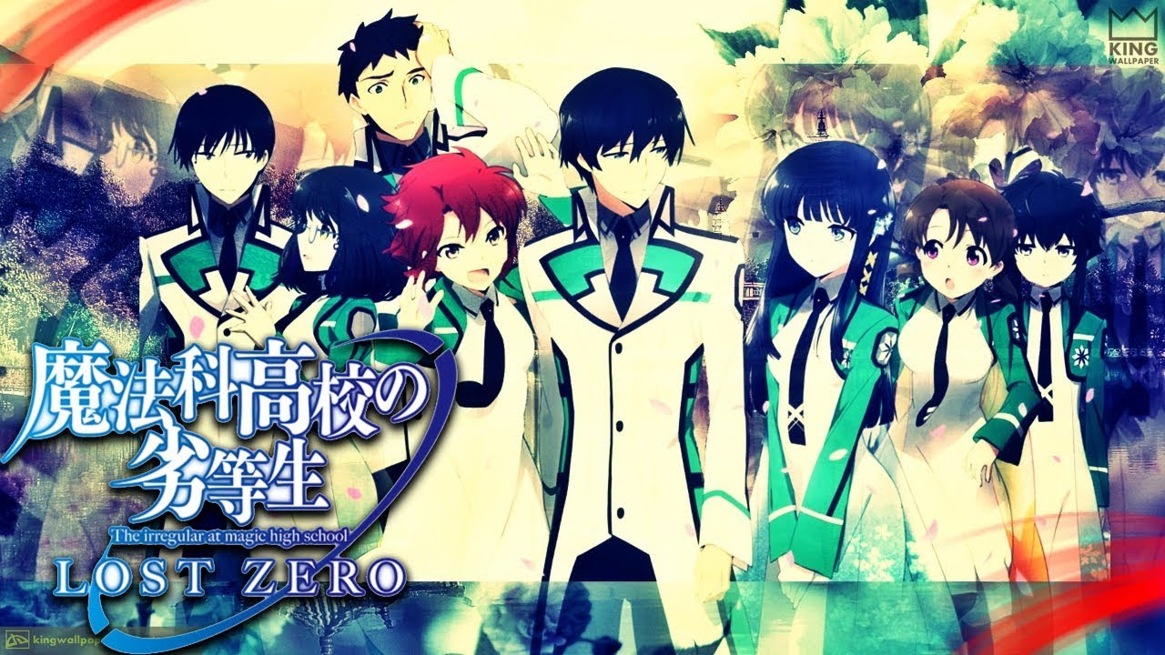 The Irregular At Magic High School Lost Zero Gameplay Youtube