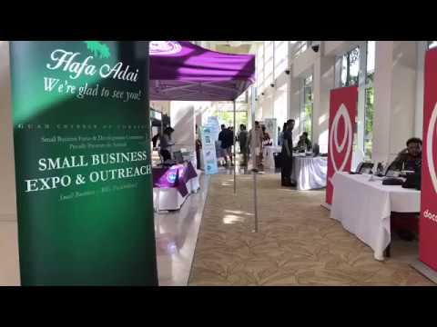 Small Business Expo walk around