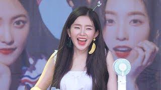 180812 레드벨벳(Red Velvet) 아이린(Irene) 토크(Talk) [캐리비안베이팬사인회] 4K 직캠 by 비몽