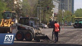 Столичным автомобилистам рекомендуют планировать маршрут с учетом ремонта улиц