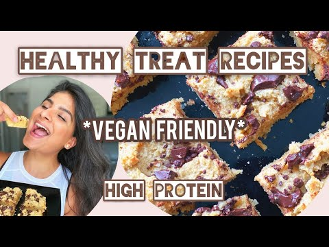 easiest-healthy-treat-recipes-|-vegan-friendly-|-high-protein