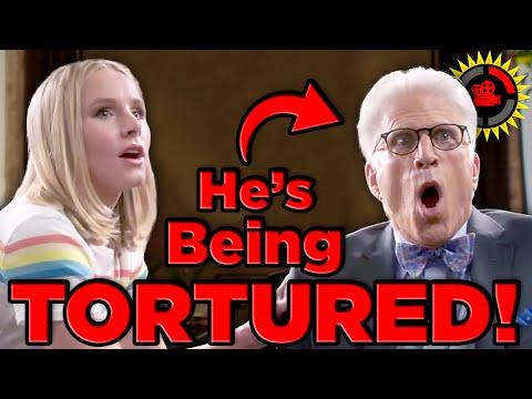 Film Theory: The BAD Truth About The Good Place Ending (ft. Pitch Meeting)