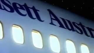 Ansett Airlines Australia advert 1991.