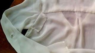 Как Сделать Заплатку на Рубашке - DIY Стиль - Guidecentral