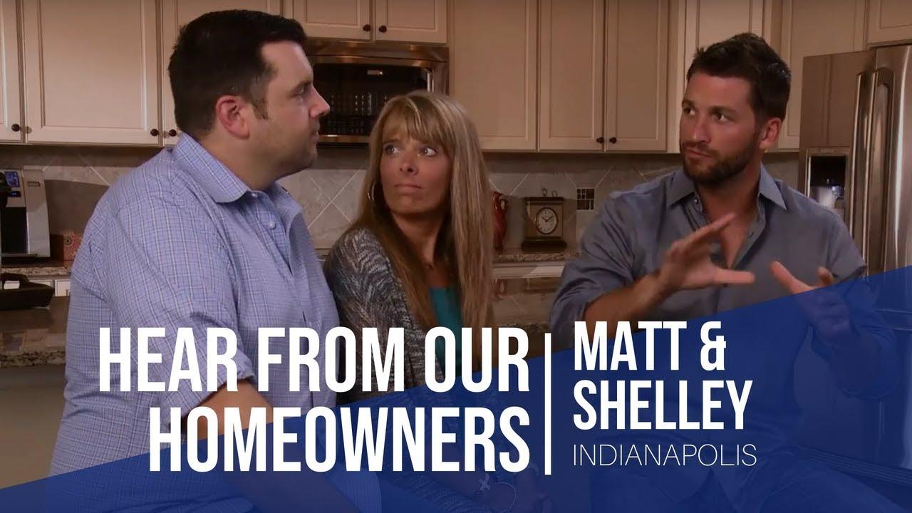Indianapolis Homeowner Review David Weekley Homes Youtube